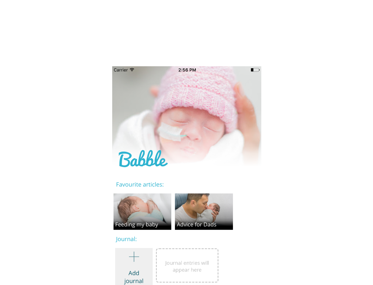 Nodero services - Babble apps
